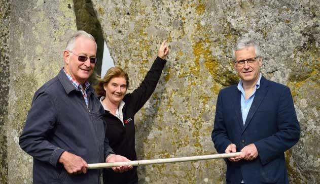 Asal Batu Raksasa Stonehenge
