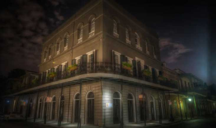 misteri LaLaurie mansion
